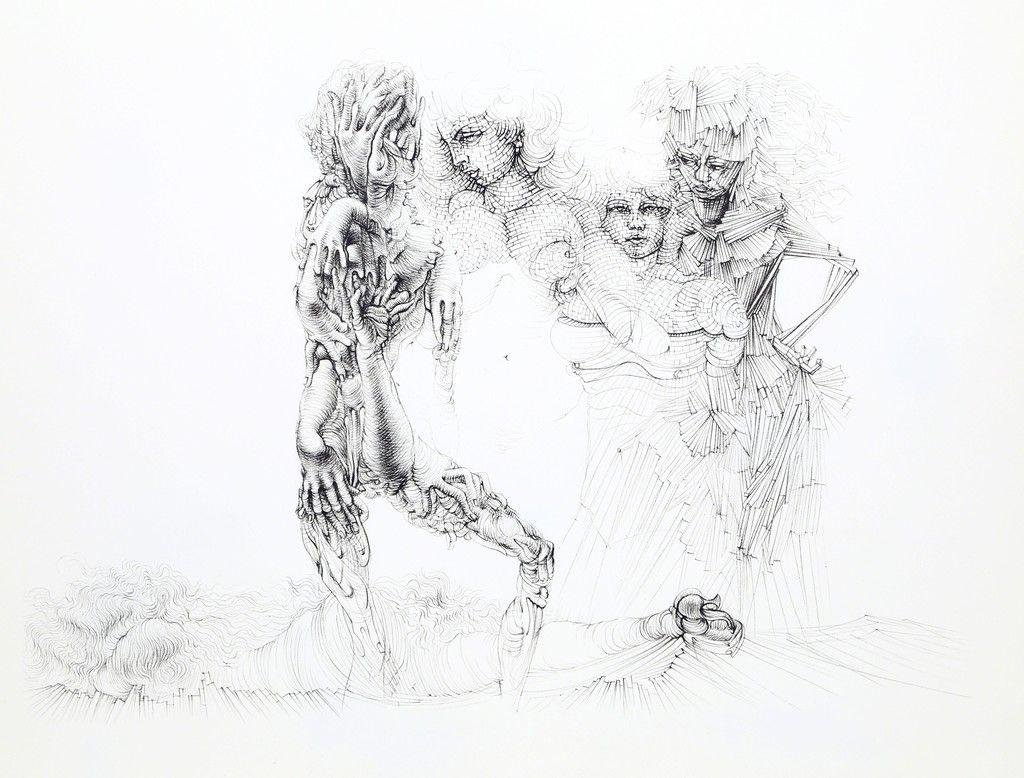 Hans Bellmer Untitled