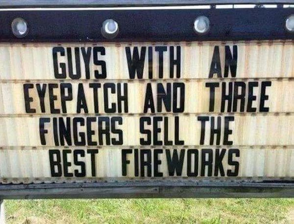 Funny Pictures – July 1, 2019