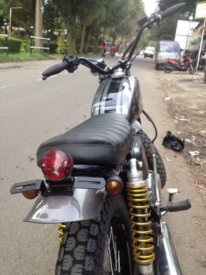 honda cb 125 modified japstyle | Honda cb | Honda cb, Honda, Motorcycle