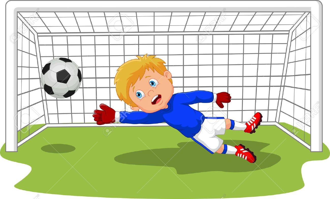 Dibujos De Porteros De Futbol Stunning Futbol Dibujo: Resultado De Imagen De Portero Dibujo Animado