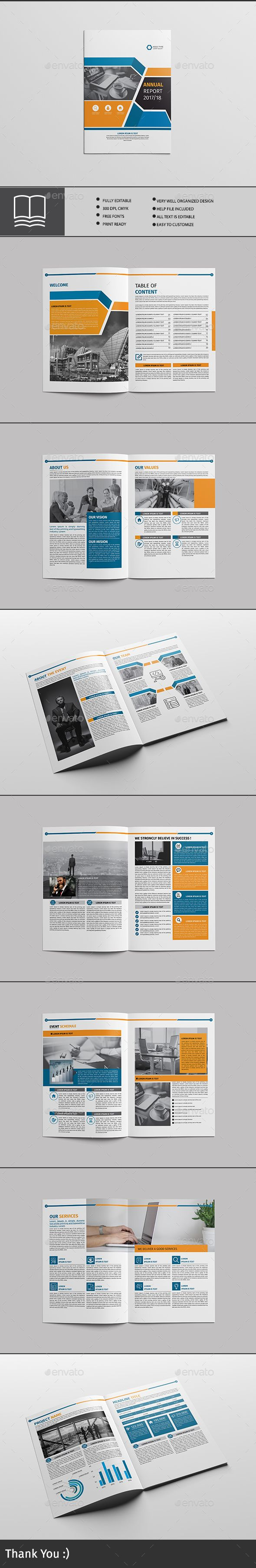 Brochure 16 Page