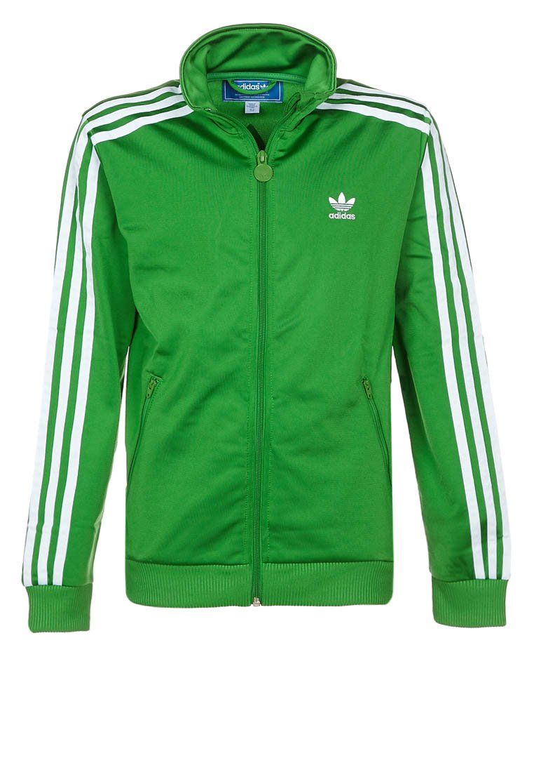 Women s Green Adidas Tracksuit  65871f83fa