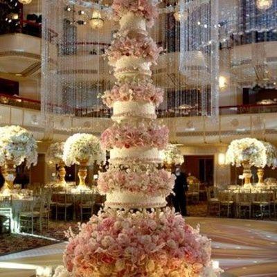 Ivanka Trump Wedding Cake Photo Pin Trump Family â Donald Jr - Ivanka Wedding Cake
