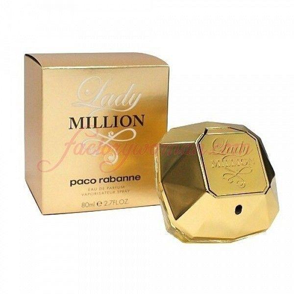 PACO RABANNE LADY MILLION EAU DE PERFUME 80ML VAPO | Perfume