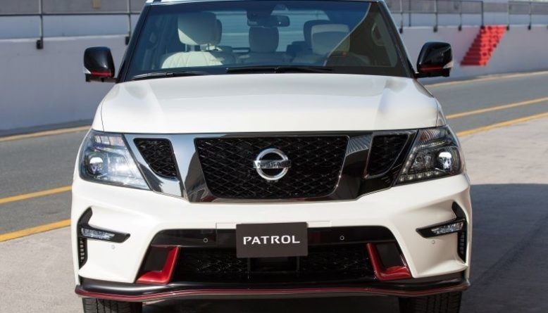 2020 Nissan Patrol Redesign Release Date Nissan Patrol Nissan Suv Cars