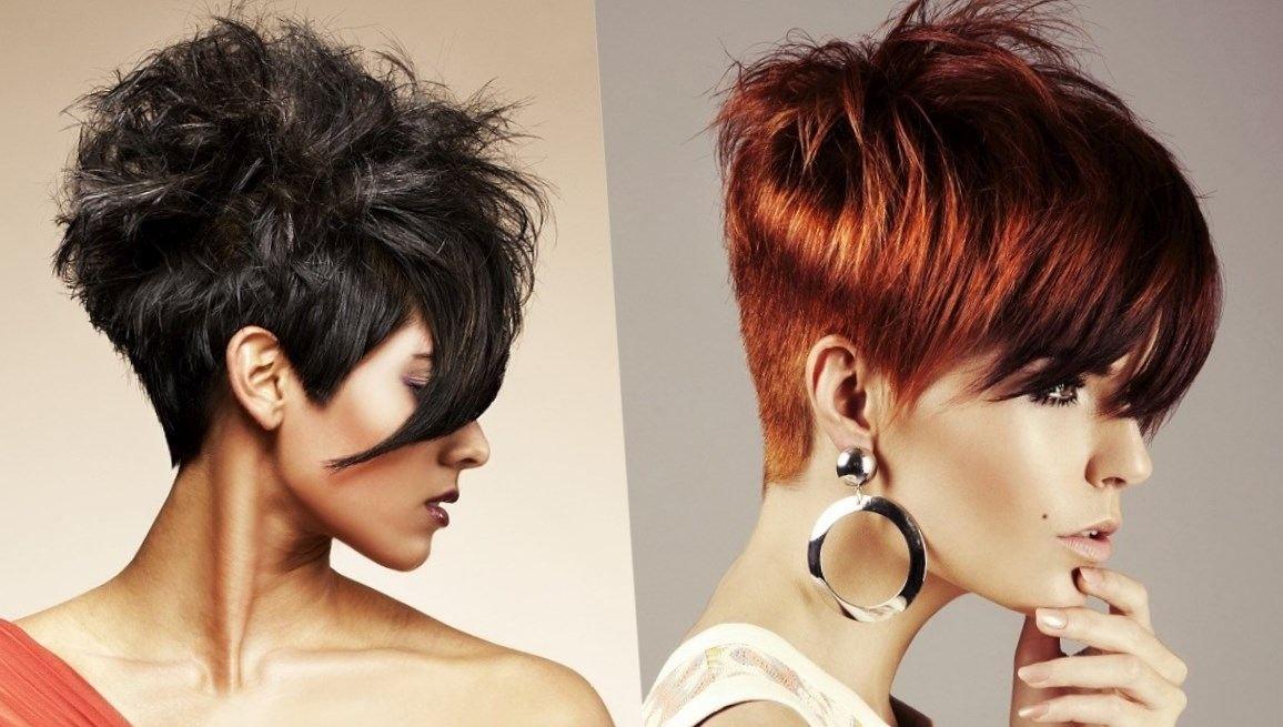 Trending Hairstyles Back Of Short Hairstyles 2017  Httptrendhairstylesru714Html