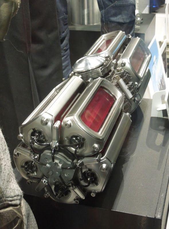Oblivion Fuel cell bomb movie prop