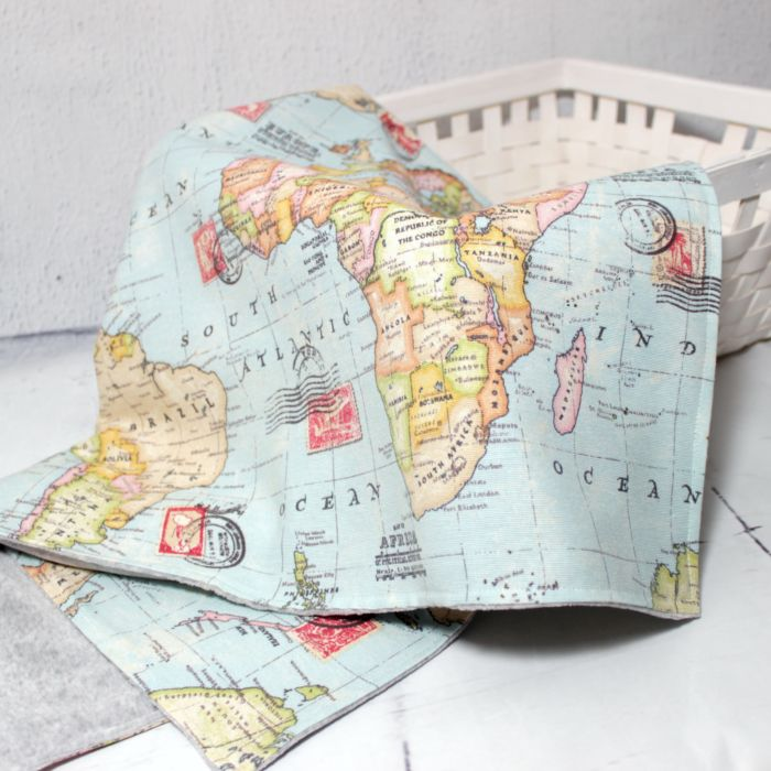World map baby blanket blanket babies and etsy welcome to the world baby blanket made handmade france of quality cotton with a world map motif in a vintage style the back of the cover is made of gumiabroncs Image collections