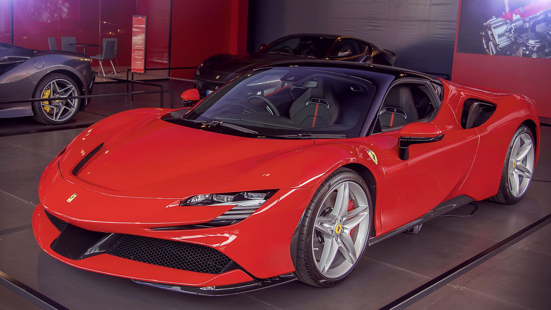 Most Powerful Ferrari - The Most Powerful Ferraris Ever