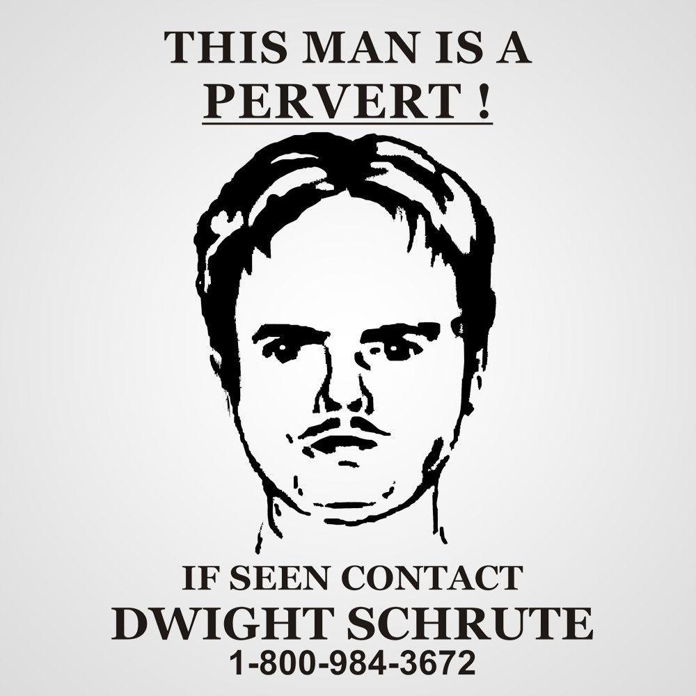 d9470de7a Dwight Schrute Crewneck Sweatshirt | The office | Dwight schrute ...