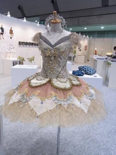 Follow the link to see lots of embellished tutus!