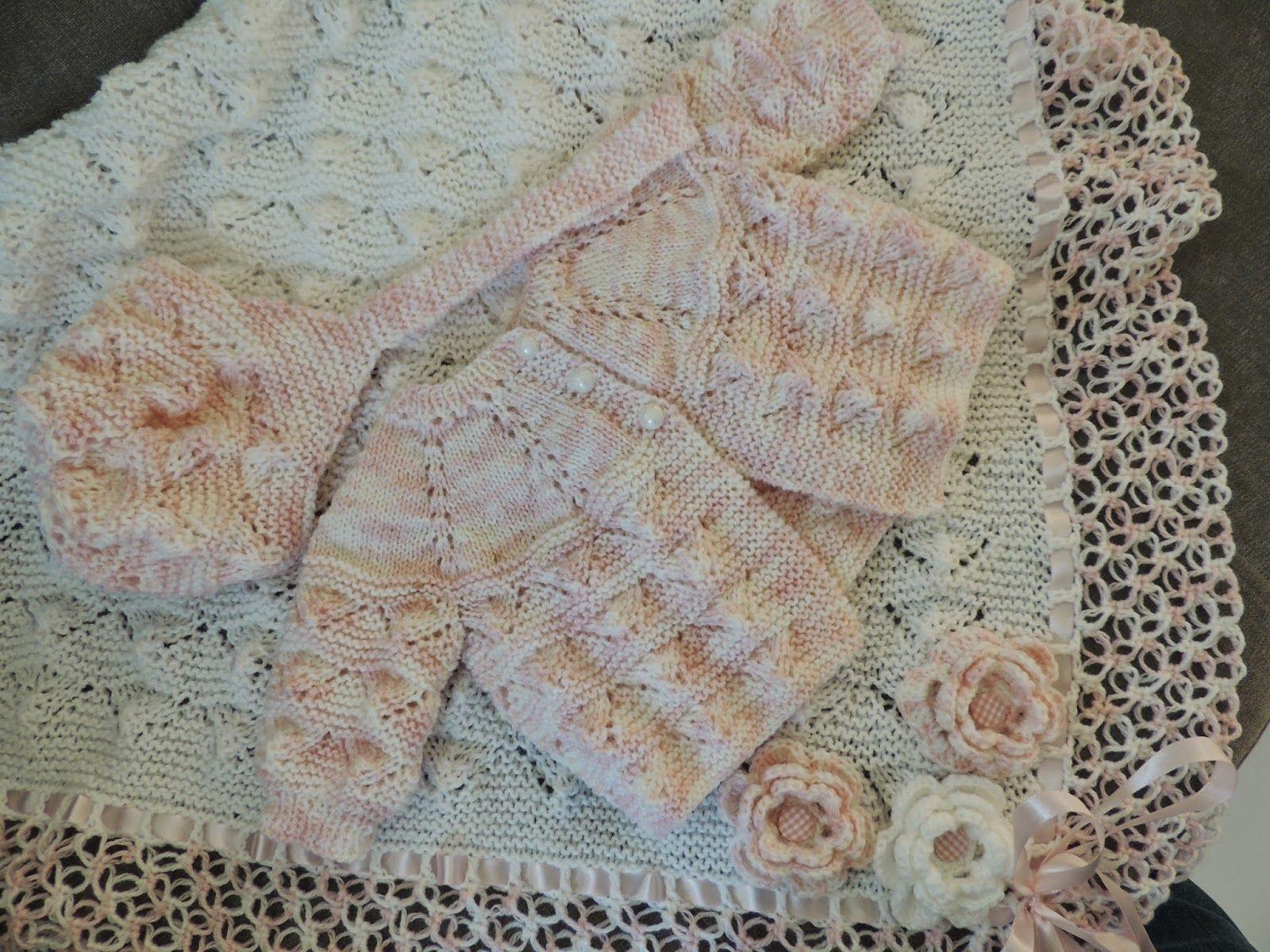 BRISA ATELIÊ: SAÍDA MATERNIDADE | Baby & Child Tricot | Pinterest ...