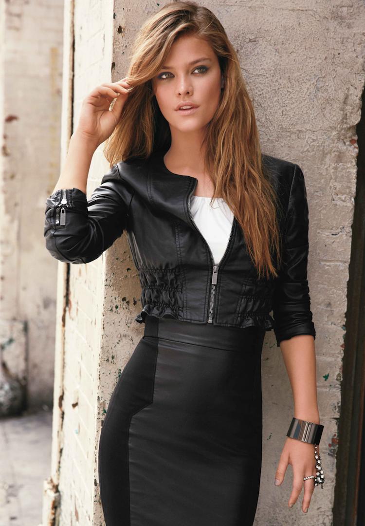 LOOKandLOVEwithLOLO: NINA AGDAL FOR BEBE FALL 2013