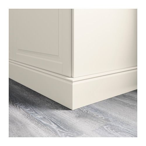 Best Förbättra Decorative Toekick Off White 87X4 Ikea 640 x 480
