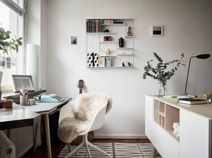 Resultado de imagen para oficina en casa decoracion texturas