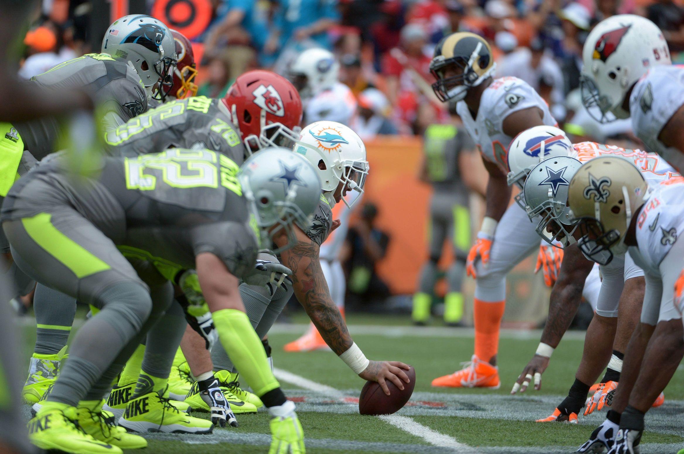Pro Bowl 2015 American football, Football, Sports wallpapers