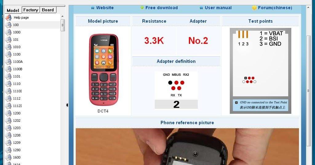 Nokia FBUS Pinout Finder & Losnn Clamp Upgrade Free Download