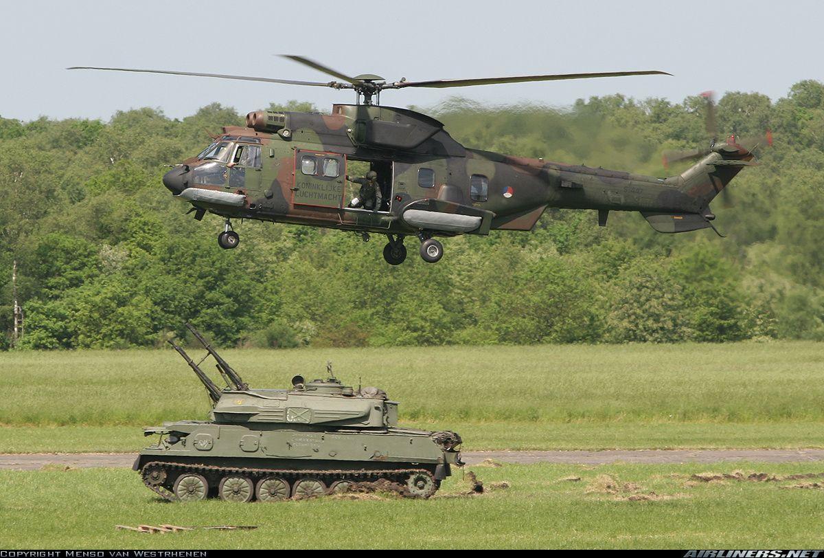 AS-532U2 Cougar MkII
