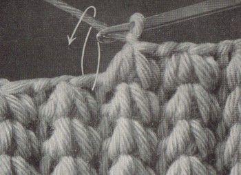 Blütenstich Handarbeitswelt Nadel Werke Pinterest Häkeln
