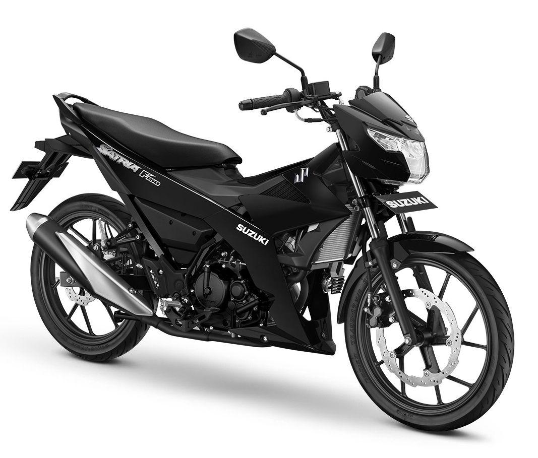 Jual Kredit Motor Suzuki Satria F150 All New Series 2019 Jabodetabek Dki Jakarta Mengkudu Motor Tokopedia Di 2020 Honda Gambar Motor