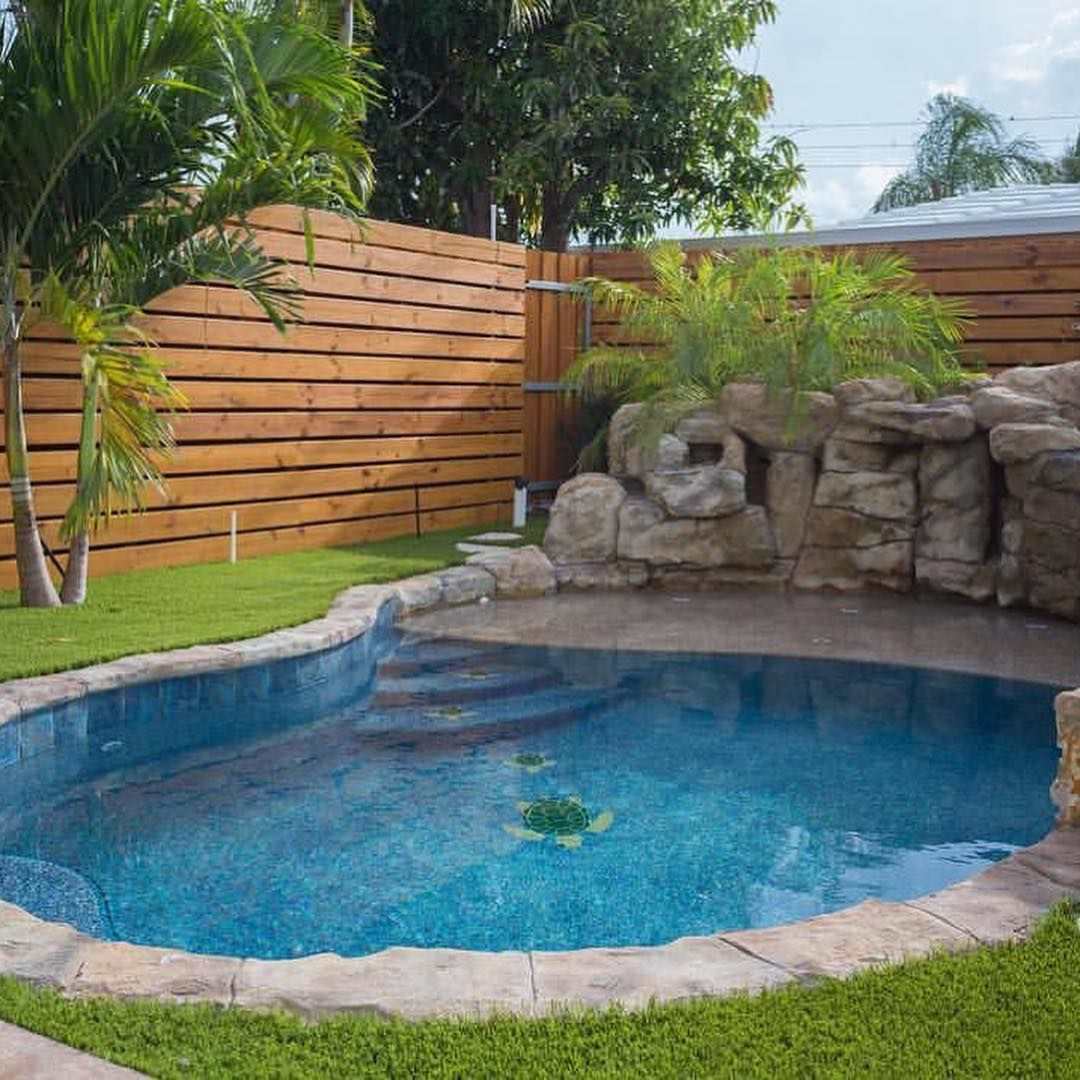 30 small backyard landscaping ideas on a budget - Backyard pool ideas on a budget ...