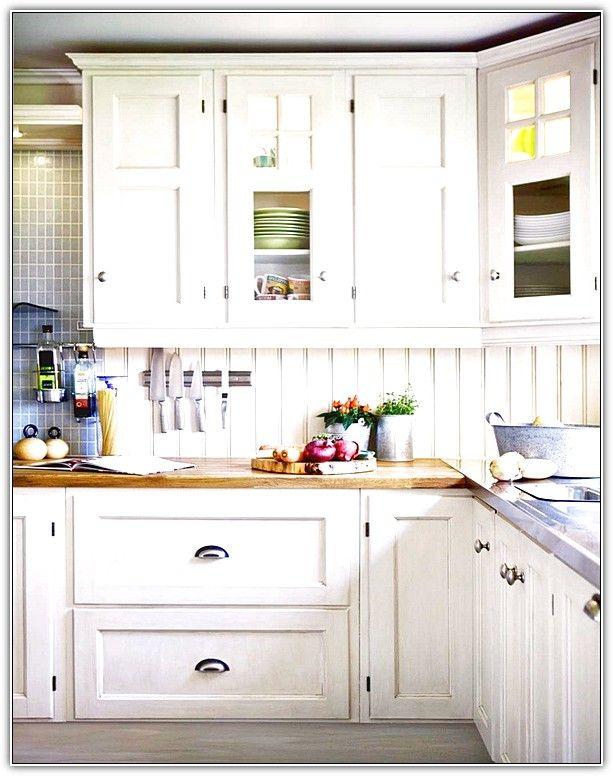 Best Luxury White Kitchen Cabinet Hardware Ideas Rumah Dekorasi 640 x 480