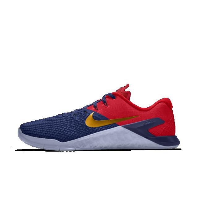 01732aea8 Captain Marvel — Nike Metcon 4 XD iD Men's Cross Training/Weightlifting Shoe  Same design work by Brie Larson