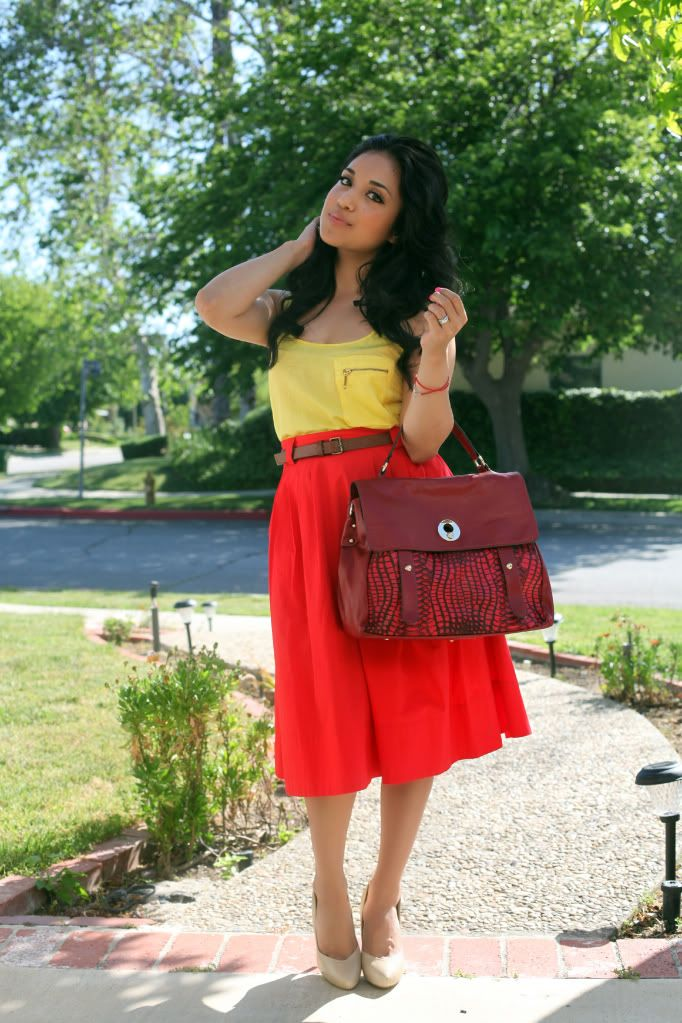 <3 red n yellow