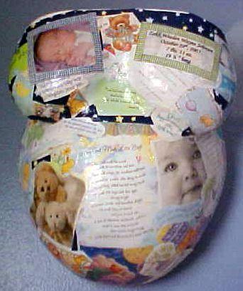 Pregnant Belly Casting Kit