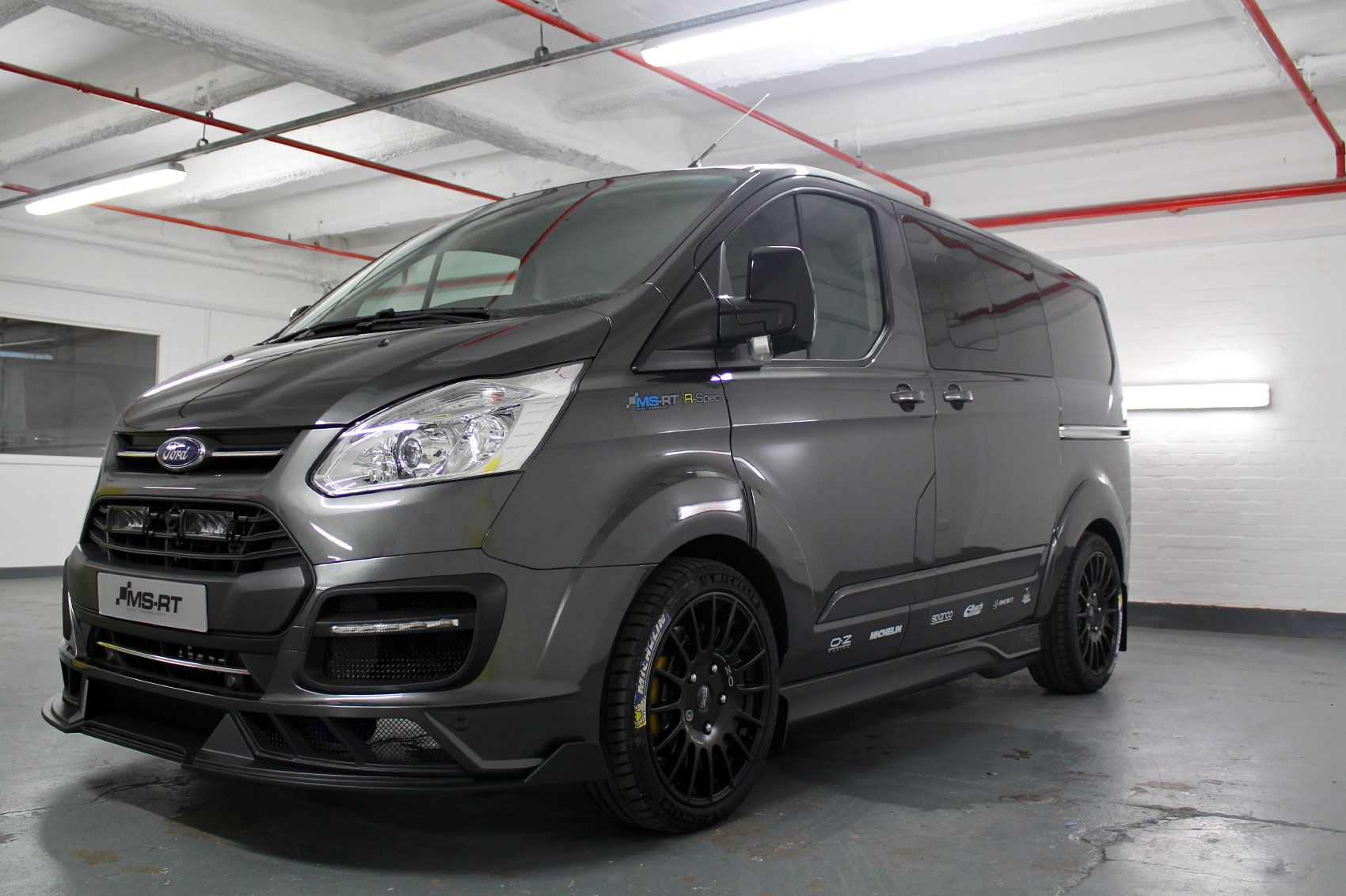 Ford Transit Custom Ms Rt R Spec