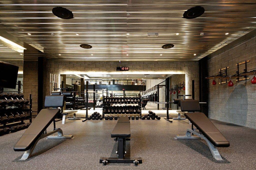 Fresh Boxing Gym Design