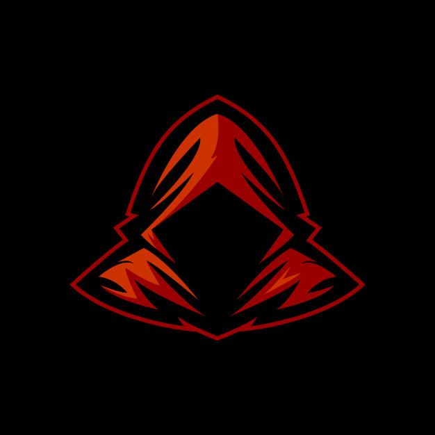 Phantom mascot logo Vector Premium Download 2048x1152