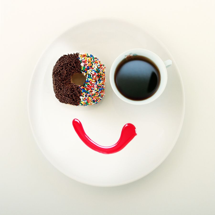 Start your day with a smile :)