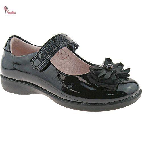 Lelli Kelly LK8286 (DB01) Black Patent Frankie School Shoes F Fitting-31 (UK 12.5) Qxj4yue33