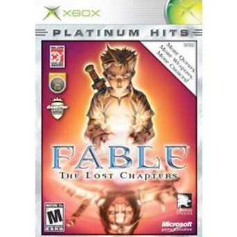 Fable The Lost Chapters Xbox Video Games Fables Just Dance Kids Xbox