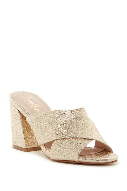 Shellys London Dani Metallic Crossover Mule 6X8SWJx7