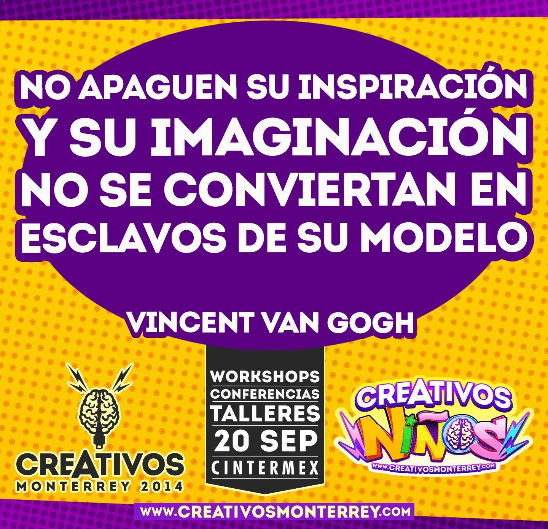 Ya casi viernes.... una buena motivación para el día de hoy crear más.  www.creativosmonterrey.com