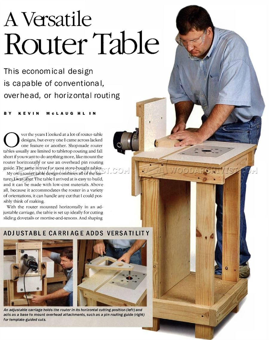 2200 Horizontal Router Table Plans Woodworking Here39s A Diagram Mod I Above Showing All The Connections