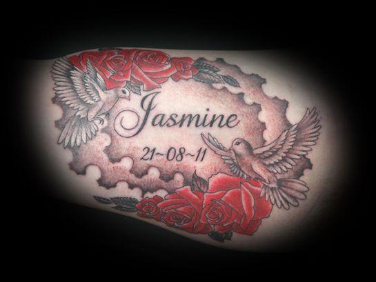 jasmine name tattoos jasmine jasmine flower tattoos with writing pinterest jasmine. Black Bedroom Furniture Sets. Home Design Ideas