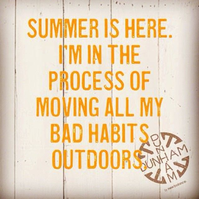 Dunham by New Balance / Footwear Summer is here. I'm in the process of moving all my bad habits outdoors. #MondayMotivation #QOTD #Summer #GetOutdoors #DunhamFits #NewBalance #footwear http://ow.ly/zW01M