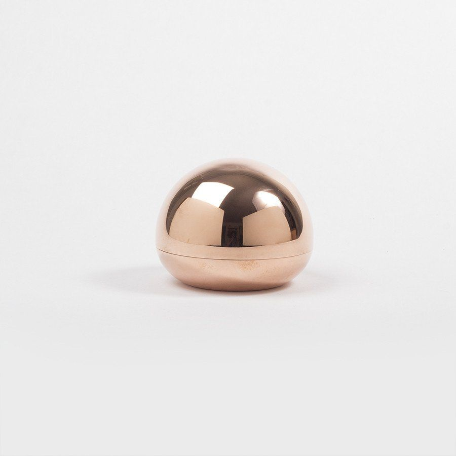 Large Copper Sphere