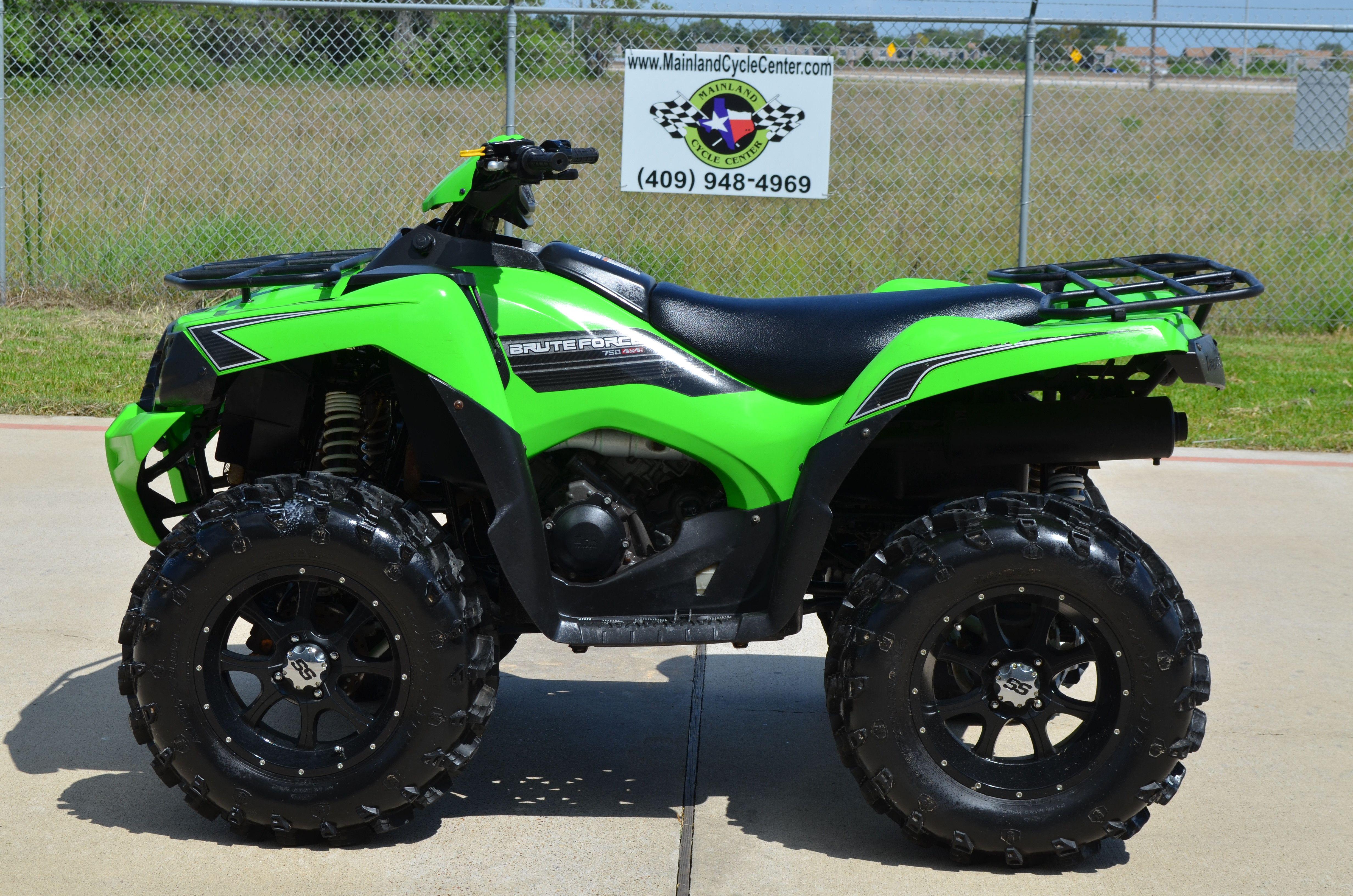 kawasaki brute force future big purchases atv offroad  wheelers