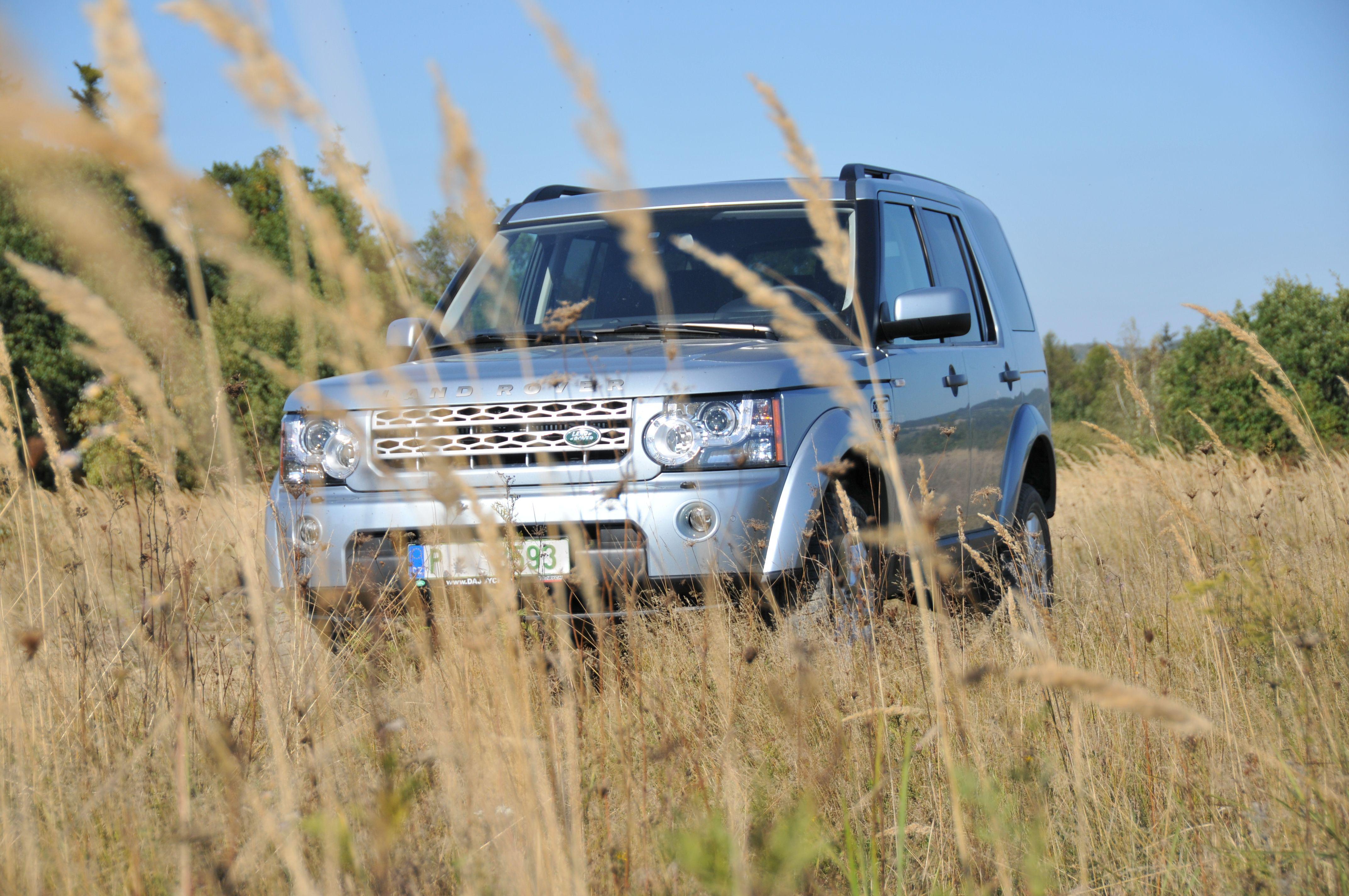 Land Rover Discovery, Šternberk Rover discovery, Land