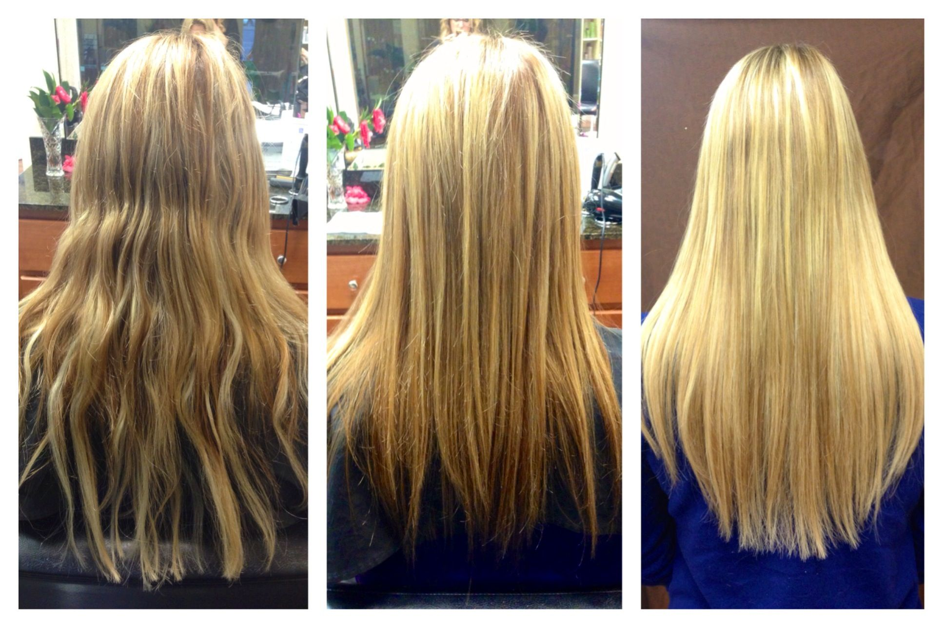 see what a difference quality extensions make before stringy