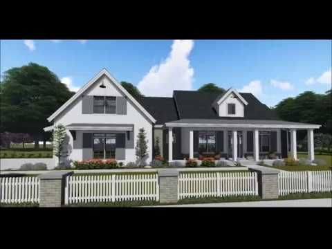 House · flexible modern farmhouse with split bedrooms 64462sc architectural designs