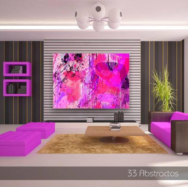 El color rosa claro, inspira: romanticismo, afecto, suavidad ...