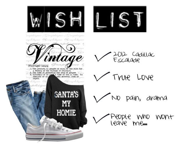 """""""My wishlist...."""" by azib-love ❤ liked on Polyvore featuring LIST, J.Crew, Converse and 2013wishlist"""