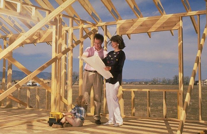 Build Your Own House a guide to building your own house : building your own house and