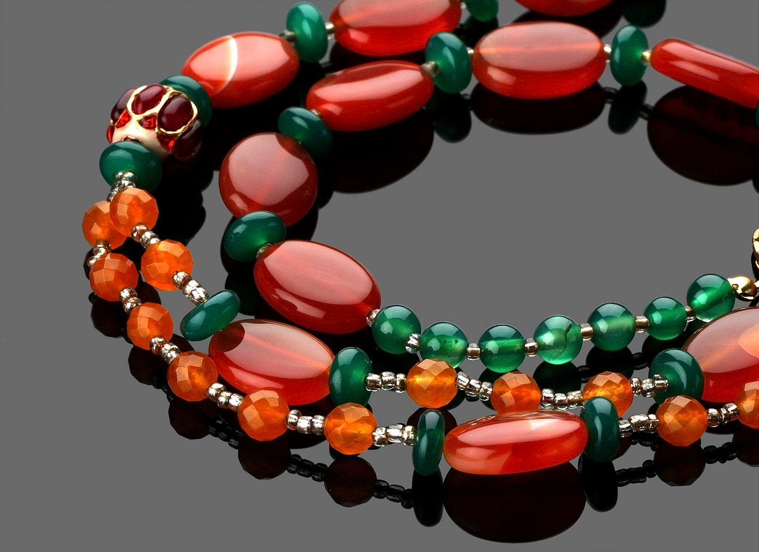 Beded Necklace