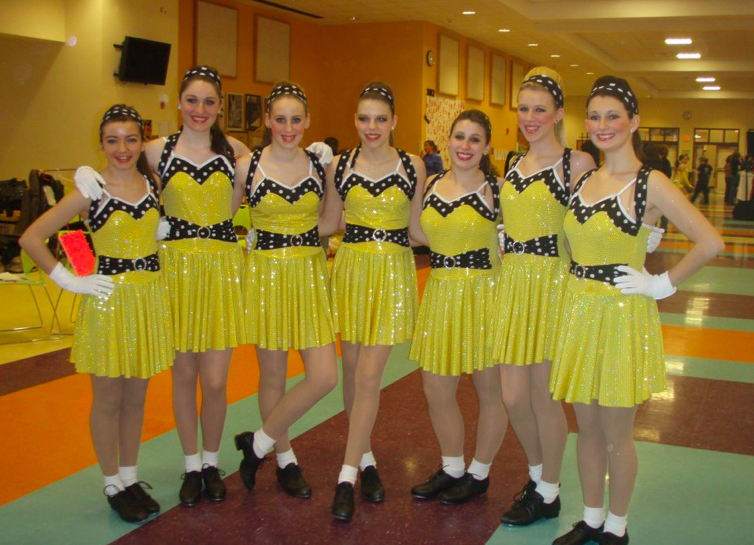 dance costumes!